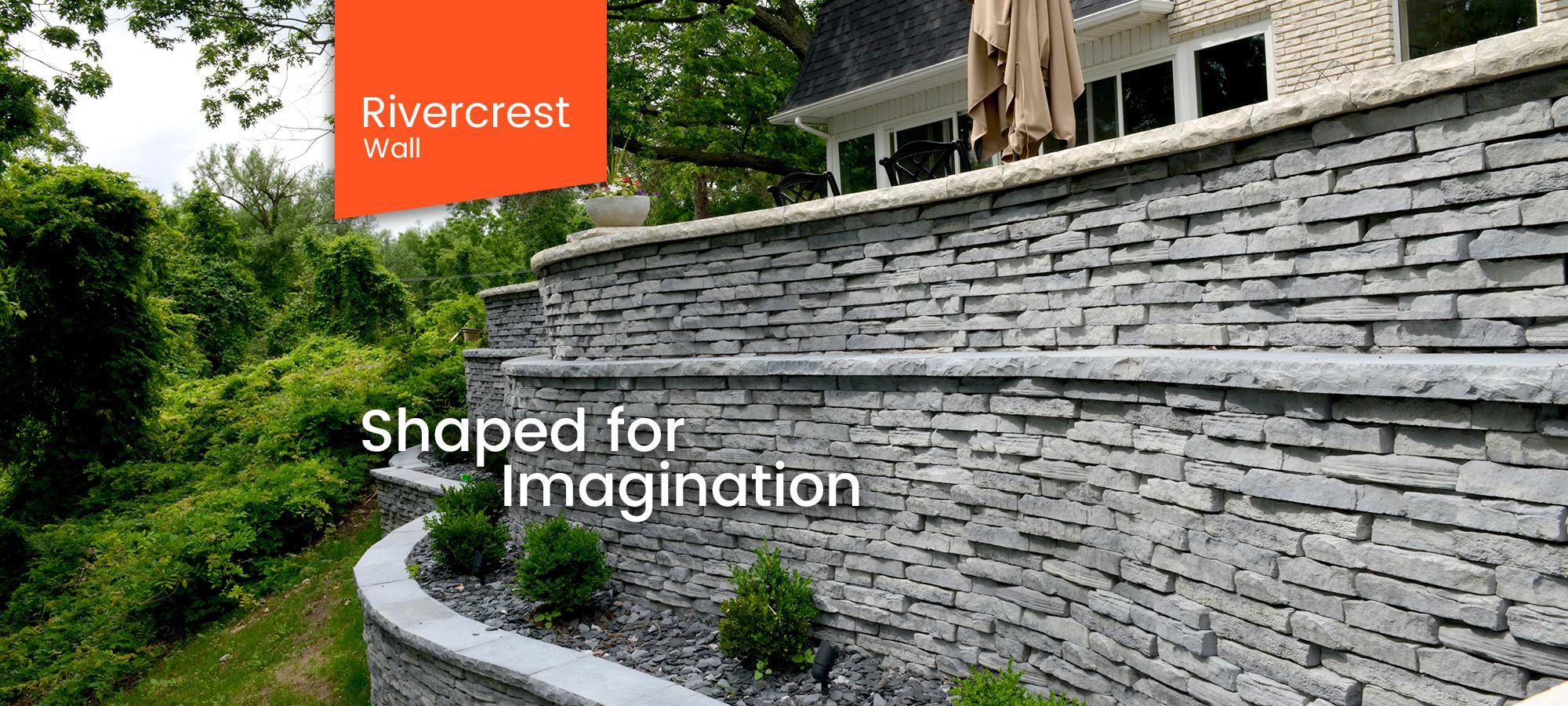 Rivercrest Wall