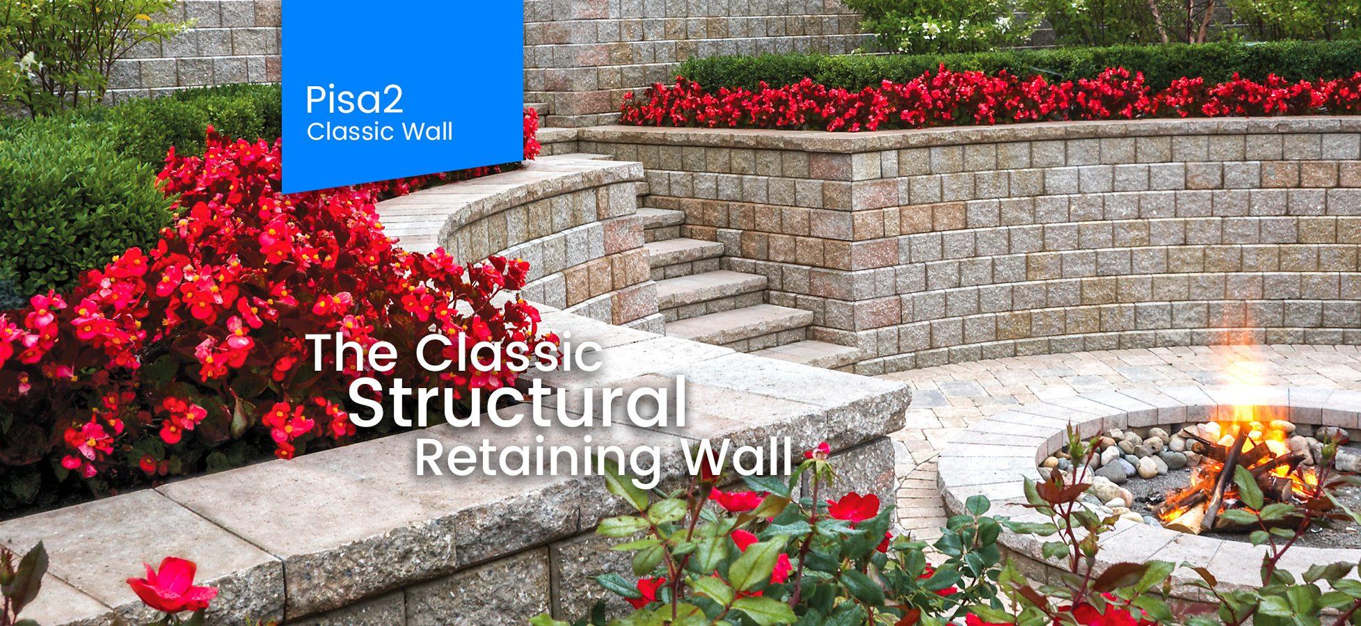 pisa2 classic wall