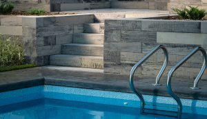 ArchitexturesXL   Terraced Wall with Steps