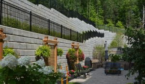 DuraHold | Retirement Home Outdoor Space