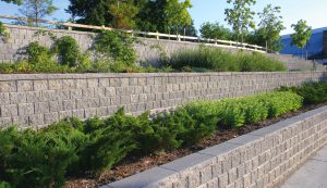 Pisa2 | Terrace Retaining Wall