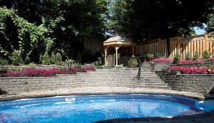 RomanPisa | Backyard with Gazebo