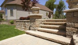 RomanPisa | Patio & Stairs