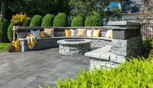 Rivercrest | Firepit and Seating