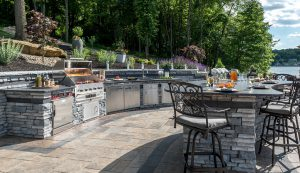 Rivercrest | Outdoor Kitchen