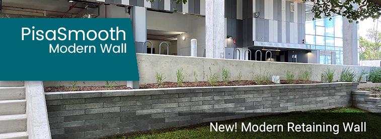 PisaSmooth Modern Wall